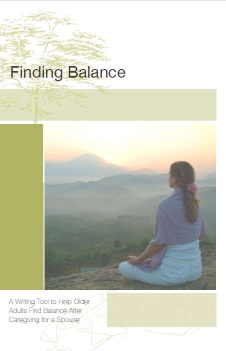 Finding Balance Intervention booklet